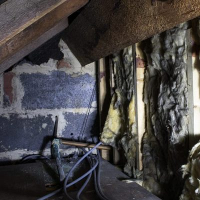 crawl space repair & encapsulation